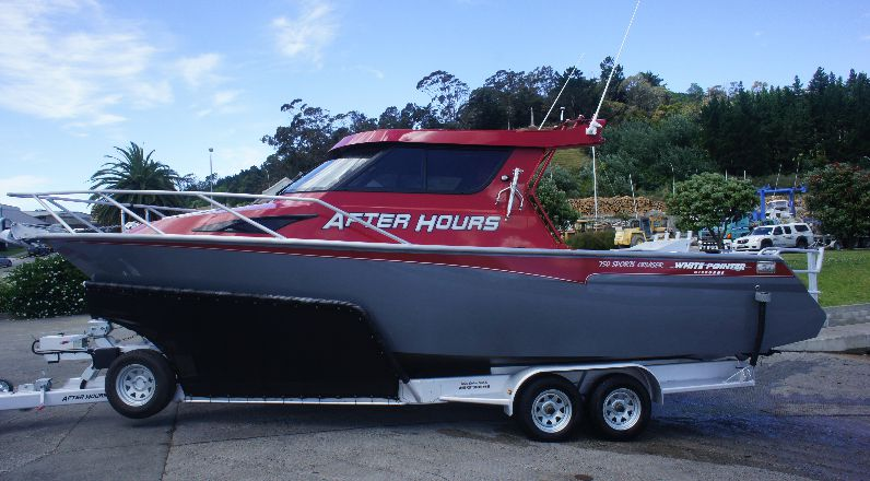 750 SPORTS CRUISER - AFTER HOURS
